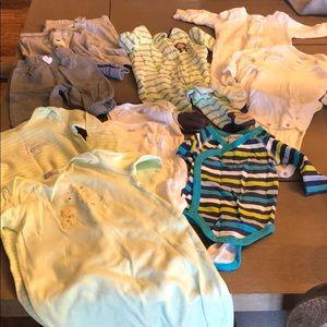 Baby Boy size 3 month Bundle deal